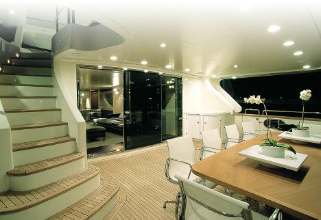 azimut 116 interior 10 Biggest Yachts In The World