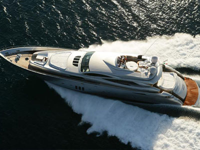 Pershing 115 Today we will present you the new yacht from the Italian brand ...