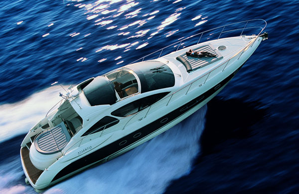 Atlantis 55 is really beautiful and luxury yacht, made in one of the highest ...
