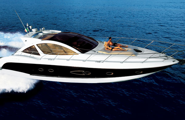 Atlantis 50 The yacht Atlantis 50 is another beautiful serial model yacht ...