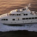 Sacajawea hatteras yacht